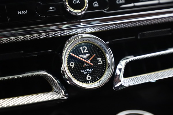New 2021 Bentley Flying Spur W12 for sale Call for price at Bentley Greenwich in Greenwich CT 06830 28
