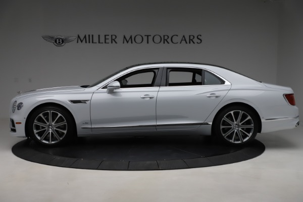 New 2021 Bentley Flying Spur W12 for sale Call for price at Bentley Greenwich in Greenwich CT 06830 3