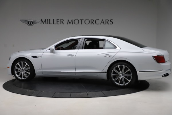New 2021 Bentley Flying Spur W12 for sale Call for price at Bentley Greenwich in Greenwich CT 06830 4