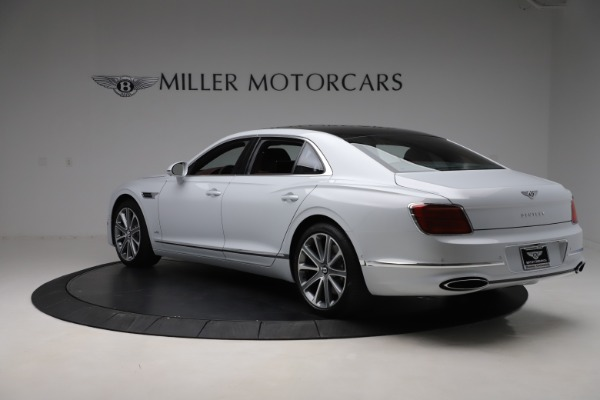New 2021 Bentley Flying Spur W12 for sale Call for price at Bentley Greenwich in Greenwich CT 06830 5