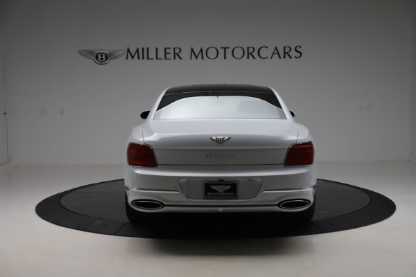 New 2021 Bentley Flying Spur W12 for sale Call for price at Bentley Greenwich in Greenwich CT 06830 6