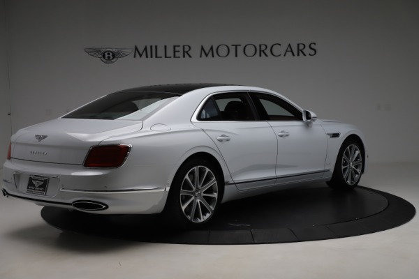 New 2021 Bentley Flying Spur W12 for sale Call for price at Bentley Greenwich in Greenwich CT 06830 8