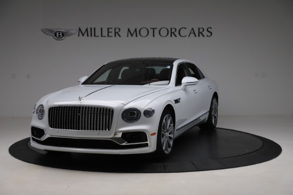 New 2021 Bentley Flying Spur W12 for sale Call for price at Bentley Greenwich in Greenwich CT 06830 1