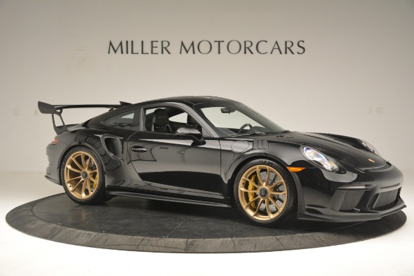 Used 2019 Porsche 911 GT3 RS for sale Sold at Bentley Greenwich in Greenwich CT 06830 11