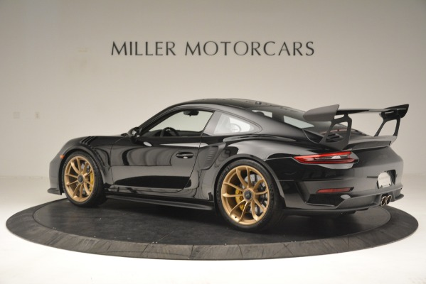 Used 2019 Porsche 911 GT3 RS for sale Sold at Bentley Greenwich in Greenwich CT 06830 4
