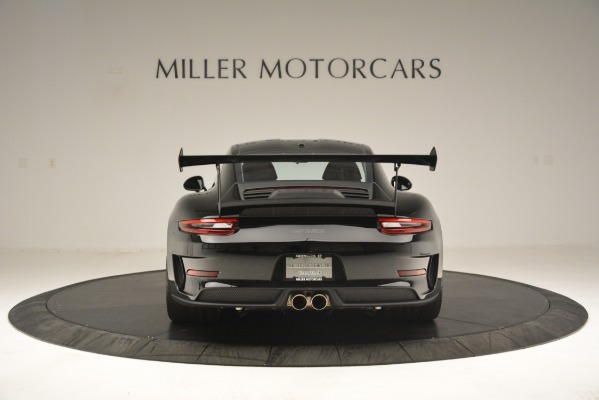Used 2019 Porsche 911 GT3 RS for sale Sold at Bentley Greenwich in Greenwich CT 06830 6