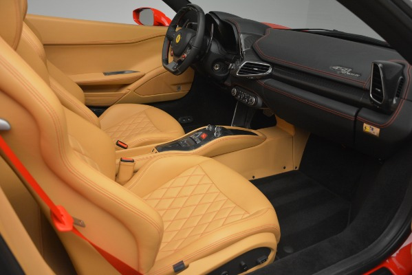 Used 2015 Ferrari 458 Spider for sale Sold at Bentley Greenwich in Greenwich CT 06830 23