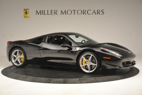 Used 2011 Ferrari 458 Italia for sale Sold at Bentley Greenwich in Greenwich CT 06830 10