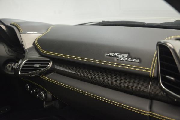 Used 2011 Ferrari 458 Italia for sale Sold at Bentley Greenwich in Greenwich CT 06830 24