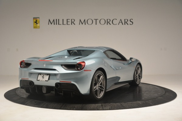 Used 2017 Ferrari 488 Spider for sale Sold at Bentley Greenwich in Greenwich CT 06830 16