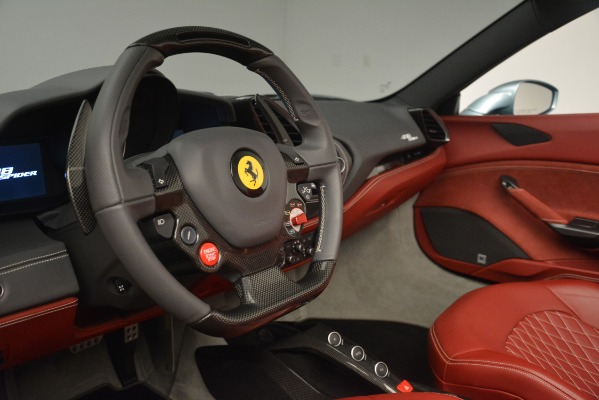 Used 2017 Ferrari 488 Spider for sale Sold at Bentley Greenwich in Greenwich CT 06830 25