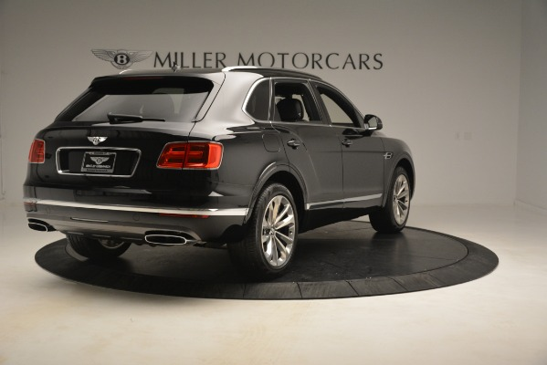 Used 2017 Bentley Bentayga W12 for sale Sold at Bentley Greenwich in Greenwich CT 06830 7