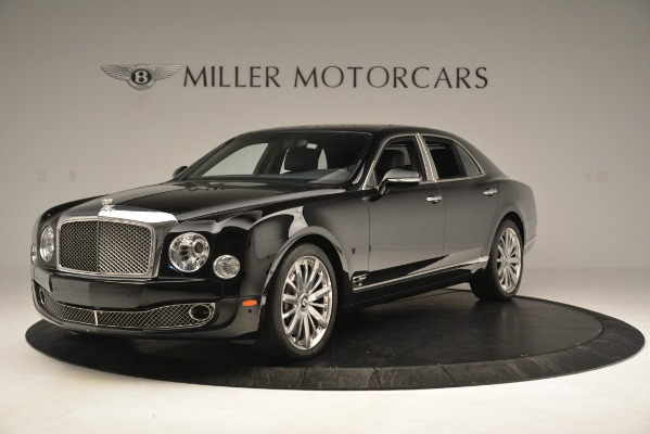 Used 2016 Bentley Mulsanne for sale Sold at Bentley Greenwich in Greenwich CT 06830 2