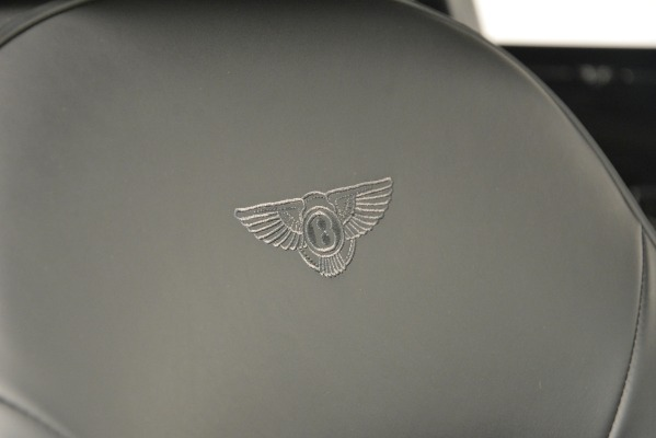 Used 2016 Bentley Mulsanne for sale Sold at Bentley Greenwich in Greenwich CT 06830 20