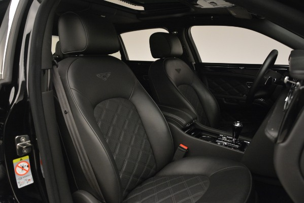 Used 2016 Bentley Mulsanne for sale Sold at Bentley Greenwich in Greenwich CT 06830 27