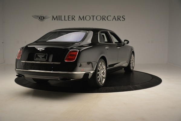 Used 2016 Bentley Mulsanne for sale Sold at Bentley Greenwich in Greenwich CT 06830 7