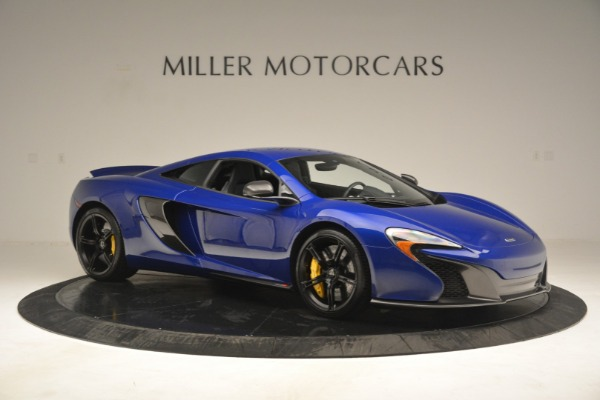 Used 2015 McLaren 650S Coupe for sale $139,900 at Bentley Greenwich in Greenwich CT 06830 10