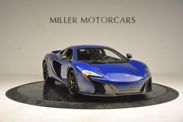 Used 2015 McLaren 650S for sale Sold at Bentley Greenwich in Greenwich CT 06830 11