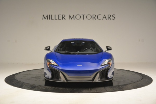 Used 2015 McLaren 650S for sale Sold at Bentley Greenwich in Greenwich CT 06830 12