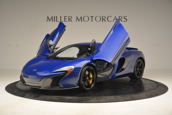 Used 2015 McLaren 650S for sale Sold at Bentley Greenwich in Greenwich CT 06830 14