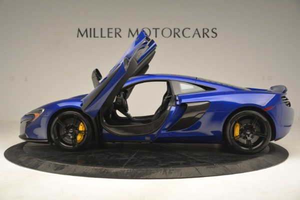 Used 2015 McLaren 650S for sale Sold at Bentley Greenwich in Greenwich CT 06830 15