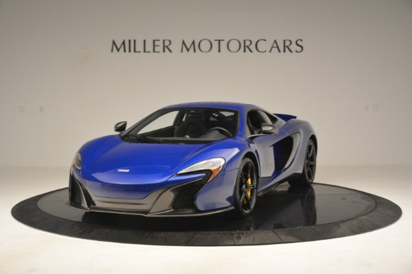 Used 2015 McLaren 650S Coupe for sale $139,900 at Bentley Greenwich in Greenwich CT 06830 2
