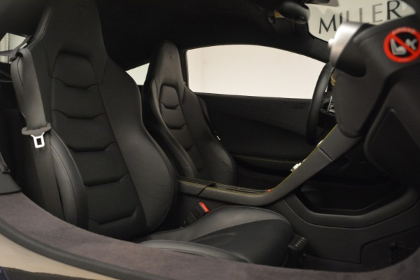 Used 2015 McLaren 650S Coupe for sale $139,900 at Bentley Greenwich in Greenwich CT 06830 26