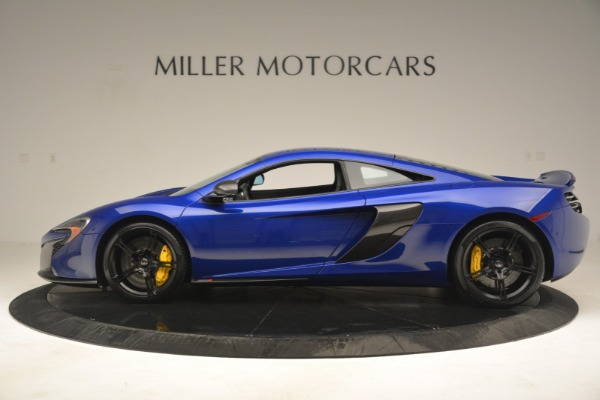 Used 2015 McLaren 650S Coupe for sale $139,900 at Bentley Greenwich in Greenwich CT 06830 3