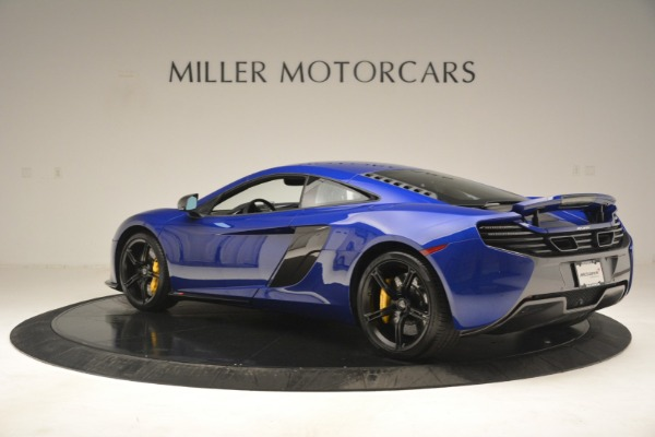 Used 2015 McLaren 650S for sale Sold at Bentley Greenwich in Greenwich CT 06830 4