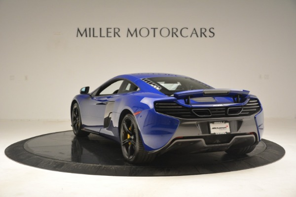 Used 2015 McLaren 650S Coupe for sale $139,900 at Bentley Greenwich in Greenwich CT 06830 5
