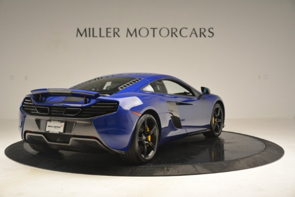 Used 2015 McLaren 650S Coupe for sale $139,900 at Bentley Greenwich in Greenwich CT 06830 7