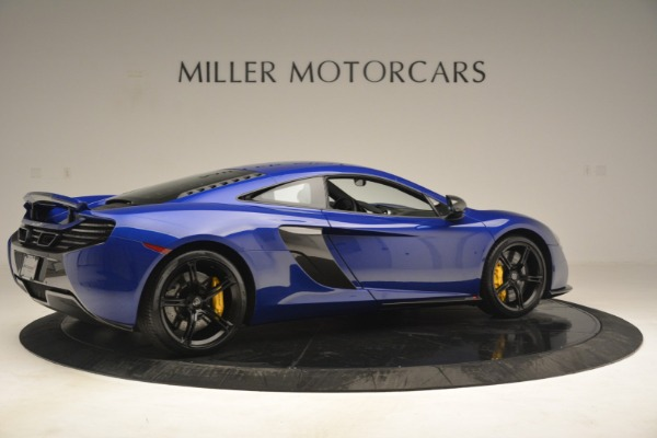 Used 2015 McLaren 650S for sale Sold at Bentley Greenwich in Greenwich CT 06830 8