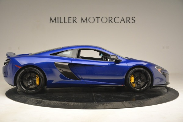 Used 2015 McLaren 650S for sale Sold at Bentley Greenwich in Greenwich CT 06830 9