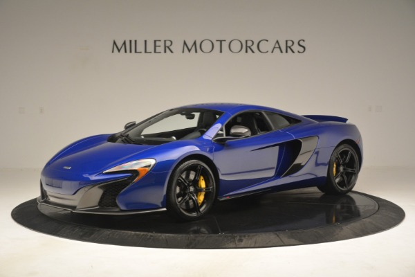 Used 2015 McLaren 650S for sale Sold at Bentley Greenwich in Greenwich CT 06830 1