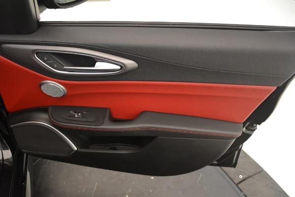 New 2019 Alfa Romeo Giulia Ti Sport Q4 for sale Sold at Bentley Greenwich in Greenwich CT 06830 25