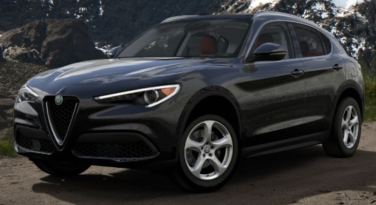 New 2019 Alfa Romeo Stelvio Q4 for sale Sold at Bentley Greenwich in Greenwich CT 06830 1
