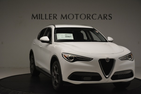 New 2019 Alfa Romeo Stelvio Q4 for sale Sold at Bentley Greenwich in Greenwich CT 06830 11