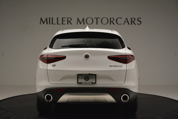 New 2019 Alfa Romeo Stelvio Q4 for sale Sold at Bentley Greenwich in Greenwich CT 06830 6