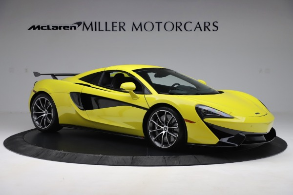 New 2019 McLaren 570S SPIDER Convertible for sale $227,660 at Bentley Greenwich in Greenwich CT 06830 15