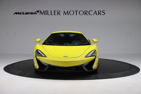 New 2019 McLaren 570S SPIDER Convertible for sale $227,660 at Bentley Greenwich in Greenwich CT 06830 16