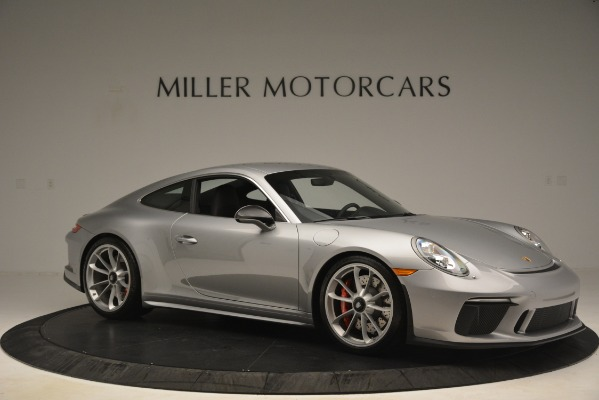 Used 2018 Porsche 911 GT3 for sale Sold at Bentley Greenwich in Greenwich CT 06830 11