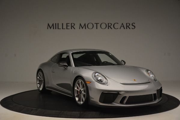Used 2018 Porsche 911 GT3 for sale Sold at Bentley Greenwich in Greenwich CT 06830 12