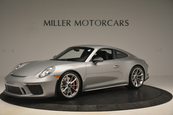 Used 2018 Porsche 911 GT3 for sale Sold at Bentley Greenwich in Greenwich CT 06830 2