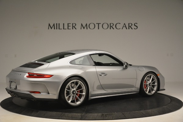 Used 2018 Porsche 911 GT3 for sale Sold at Bentley Greenwich in Greenwich CT 06830 9