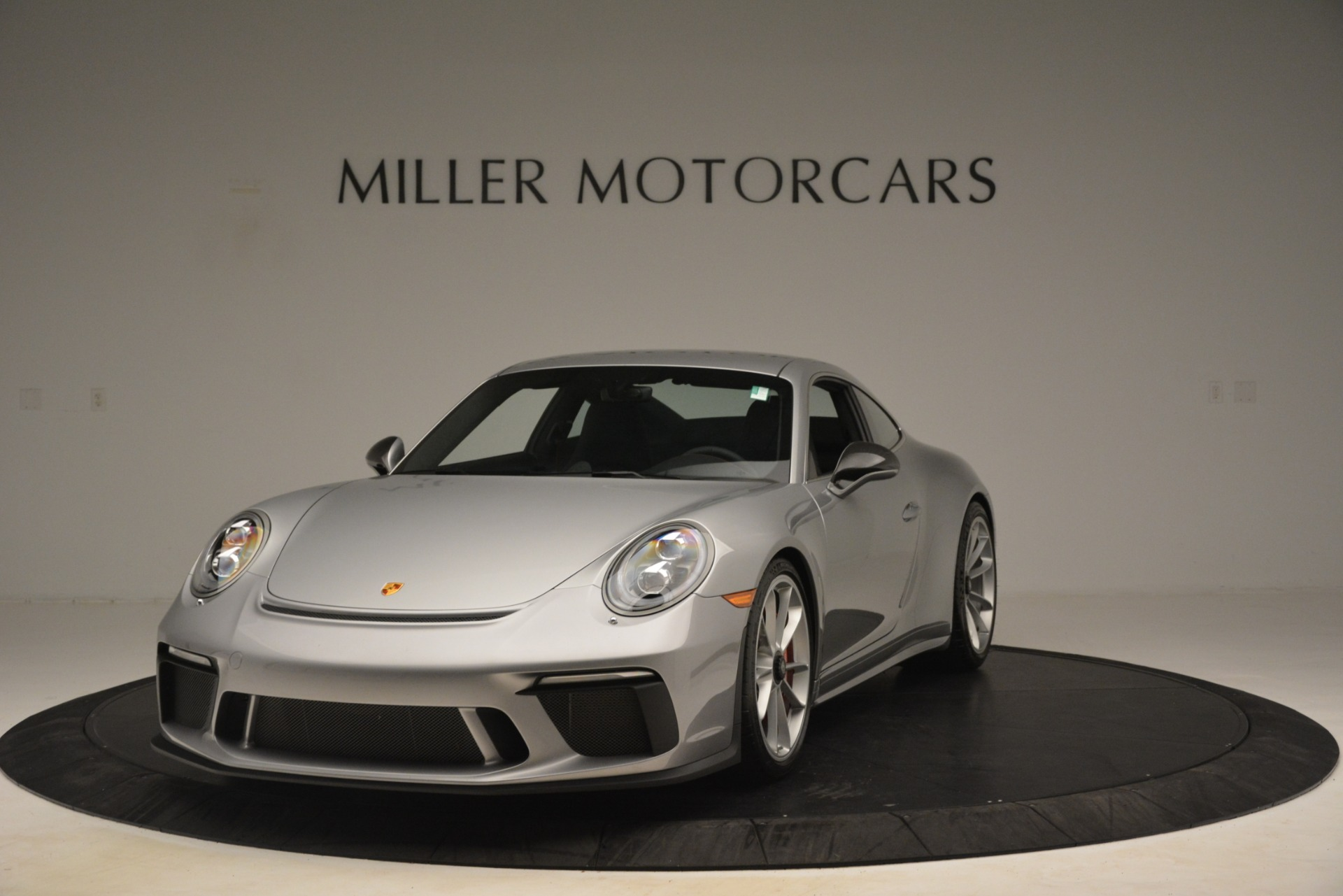 Used 2018 Porsche 911 GT3 for sale Sold at Bentley Greenwich in Greenwich CT 06830 1