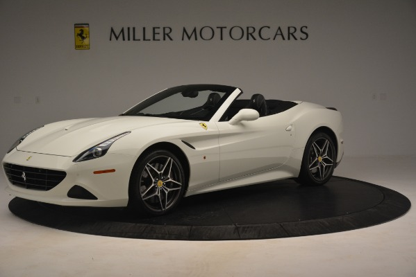 Used 2016 Ferrari California T for sale $145,900 at Bentley Greenwich in Greenwich CT 06830 2