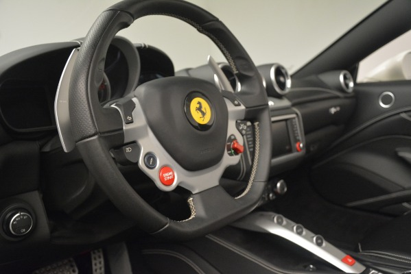 Used 2016 Ferrari California T for sale $145,900 at Bentley Greenwich in Greenwich CT 06830 23