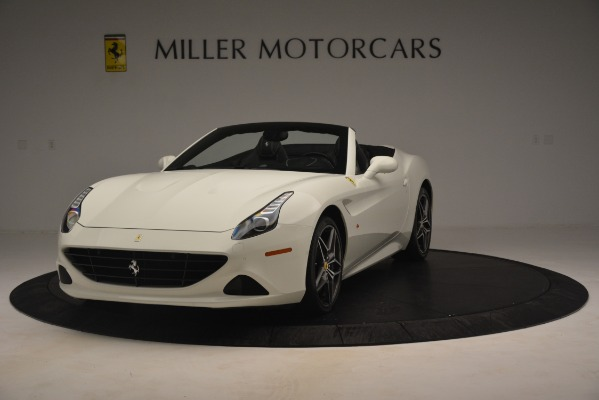 Used 2016 Ferrari California T for sale $145,900 at Bentley Greenwich in Greenwich CT 06830 1