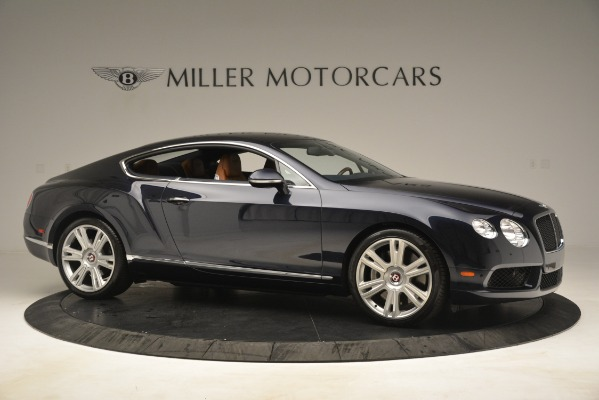 Used 2013 Bentley Continental GT V8 for sale Sold at Bentley Greenwich in Greenwich CT 06830 10