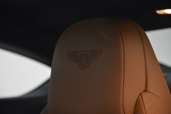 Used 2013 Bentley Continental GT V8 for sale Sold at Bentley Greenwich in Greenwich CT 06830 21
